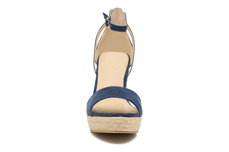 Sandales et nu-pieds Refresh Sunlight 62011 Bleu vue portées chaussures