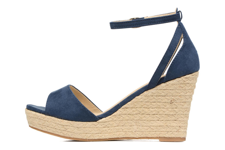 Sandales et nu-pieds Refresh Sunlight 62011 Bleu vue face