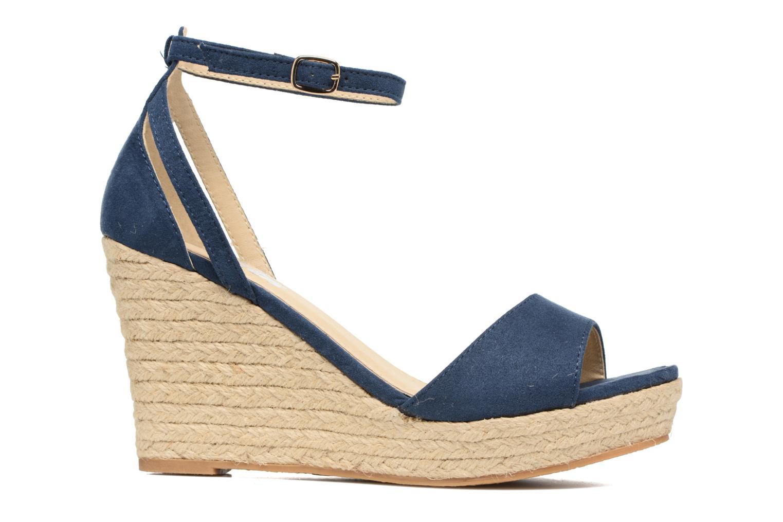 Sandales et nu-pieds Refresh Sunlight 62011 Bleu vue derrière
