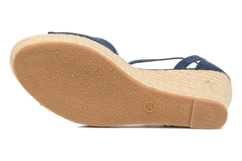 Sandales et nu-pieds Refresh Sunlight 62011 Bleu vue haut
