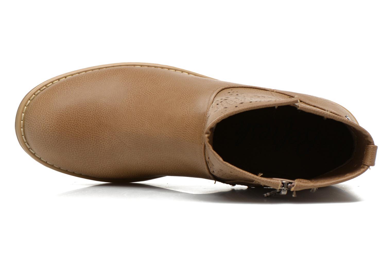 Bottines et boots Refresh Western 61702 Marron vue gauche