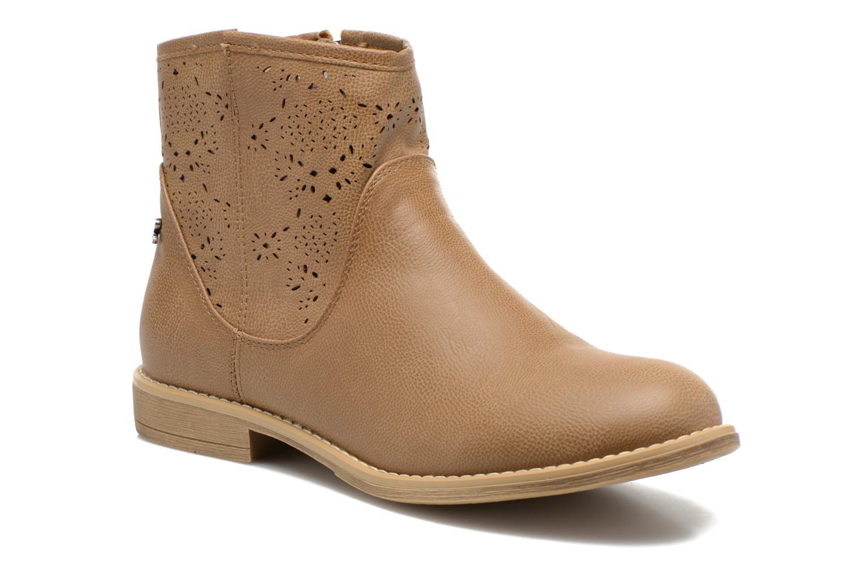 Bottines et boots Refresh Western 61702 Marron vue détail/paire