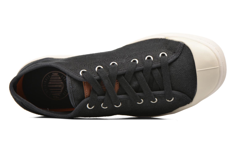 Baskets Palladium Pallarue LC Noir vue gauche