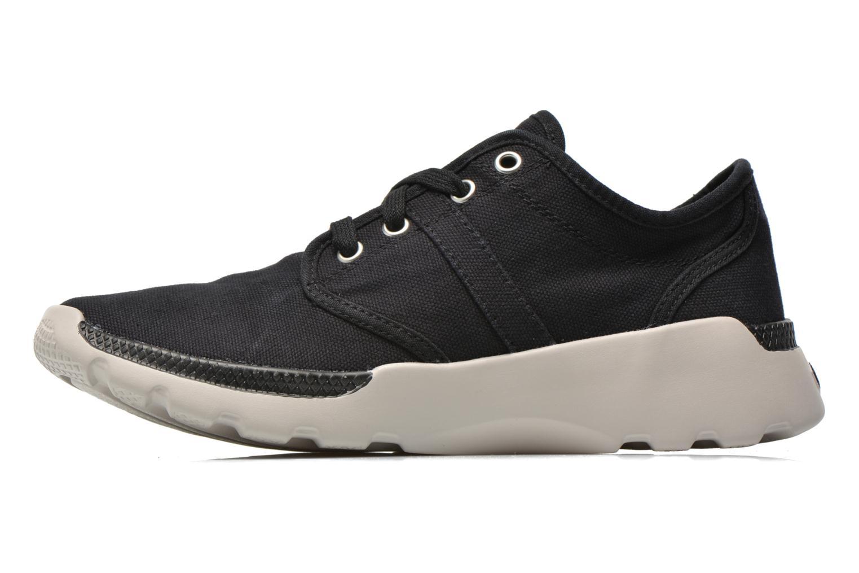 Sneakers Palladium Pallaville CVS Nero immagine frontale