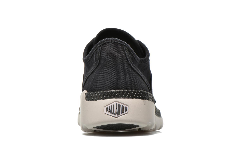 Sneakers Palladium Pallaville CVS Nero immagine destra