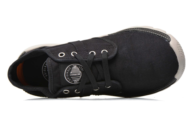 Baskets Palladium Pallaville CVS Noir vue gauche