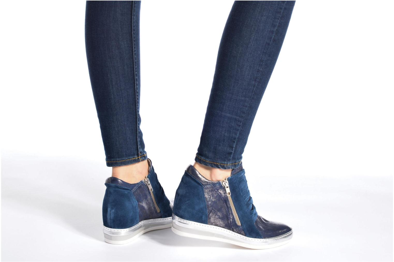 Sneakers Khrio Fucio Blauw onder