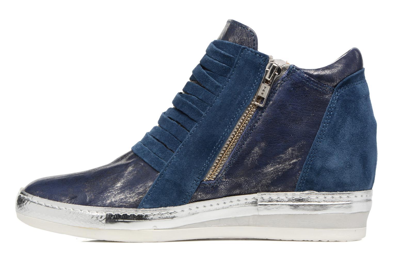 Sneakers Khrio Fucio Blauw voorkant
