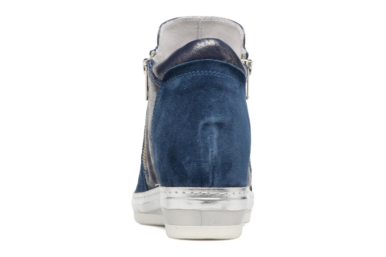 Sneakers Khrio Fucio Blauw rechts