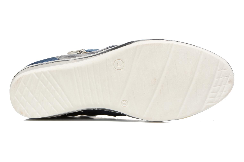Sneakers Khrio Fucio Blauw boven