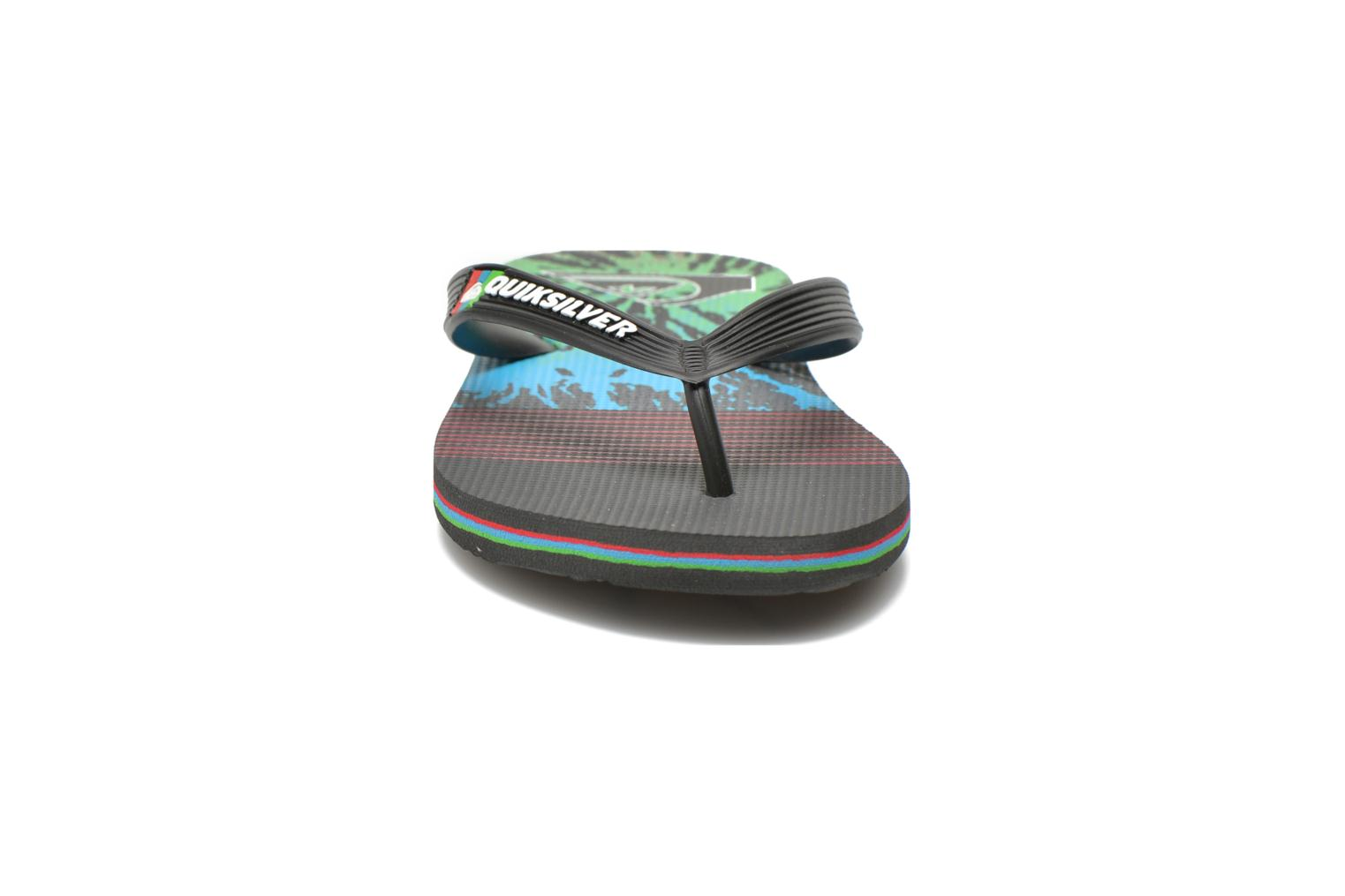Molokai Ag47 Re B Sndl Xkrg Black/red/green