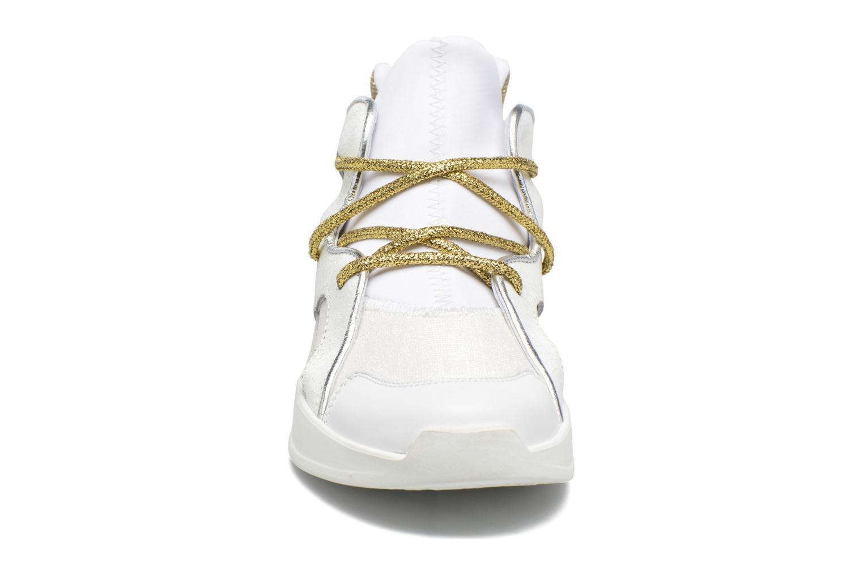 Detroit White, Gold & Silver