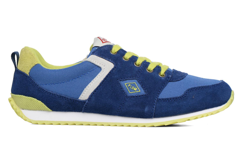 Sneakers P-L-D-M By Palladium Fabeo Nyl Azzurro immagine posteriore