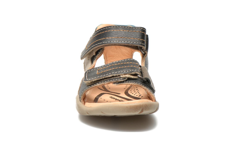 Sandales et nu-pieds Babybotte Takotac Noir vue portées chaussures