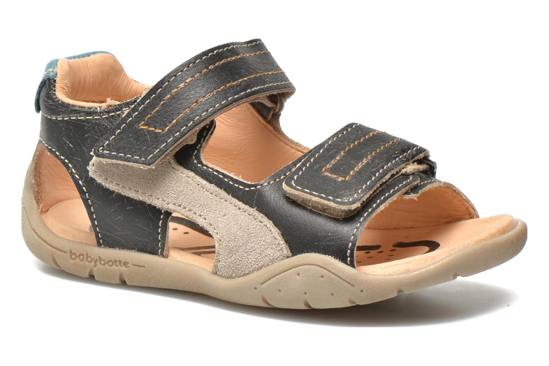 Sandali e scarpe aperte Babybotte Takotac Nero vedi dettaglio/paio