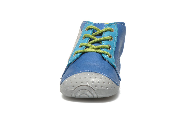 Bottines et boots Babybotte Zakari Bleu vue portées chaussures