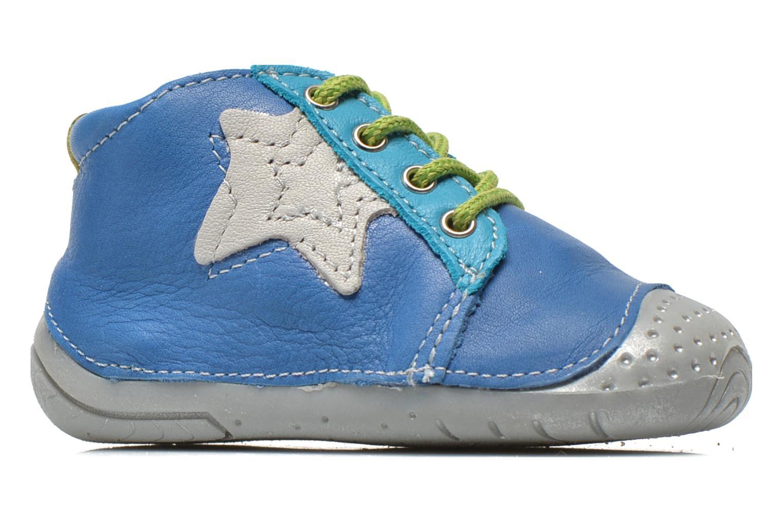 Bottines et boots Babybotte Zakari Bleu vue derrière