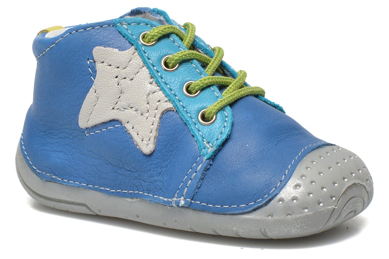 Bottines et boots Babybotte Zakari Bleu vue détail/paire