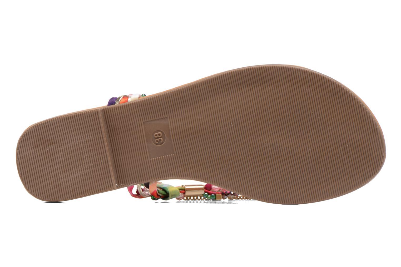Sandales et nu-pieds Buffalo Ellyw Multicolore vue haut