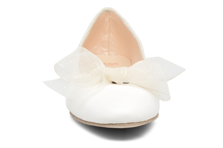 Ballerinas Opéra national de Paris Endol weiß schuhe getragen