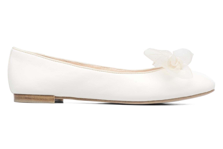 Ballerinas Opéra national de Paris Endol weiß ansicht von hinten