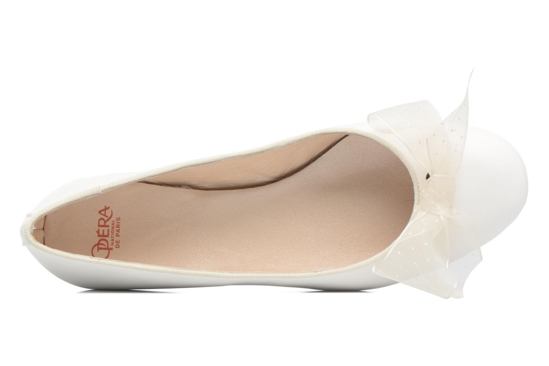 Ballerinas Opéra national de Paris Endol weiß ansicht von links