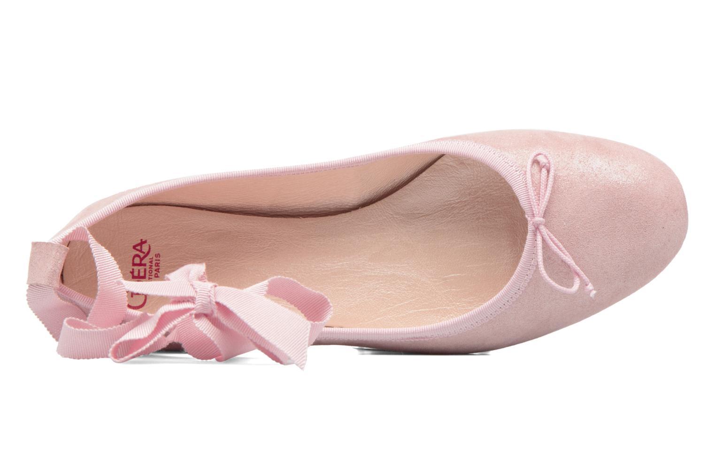 Ballerinas Opéra national de Paris Eaton rosa ansicht von links