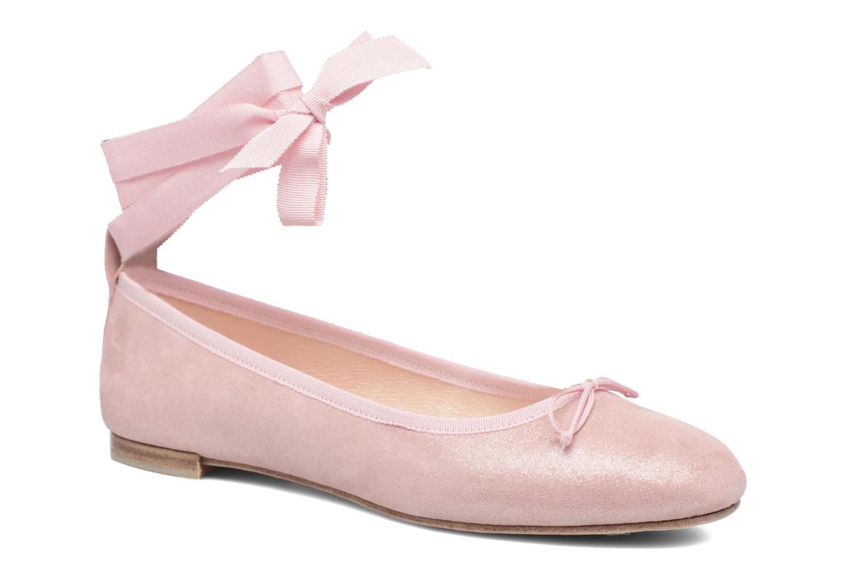 Ballerinas Opéra national de Paris Eaton rosa detaillierte ansicht/modell