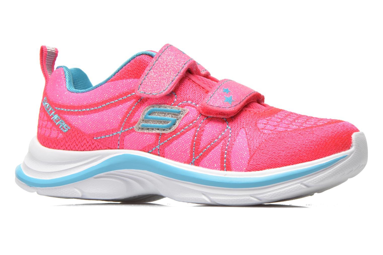 Swift Kicks-Lil Glammer Neon Pink Turquoise