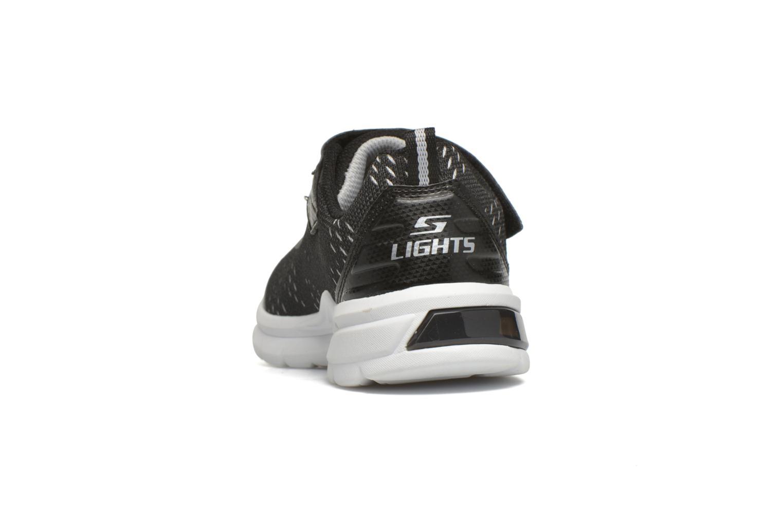 Baskets Skechers Erupters II Lava Arc Noir vue droite