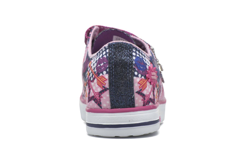 Sneakers Skechers Twinkle Breeze Pop-Tastic Pink Se fra højre