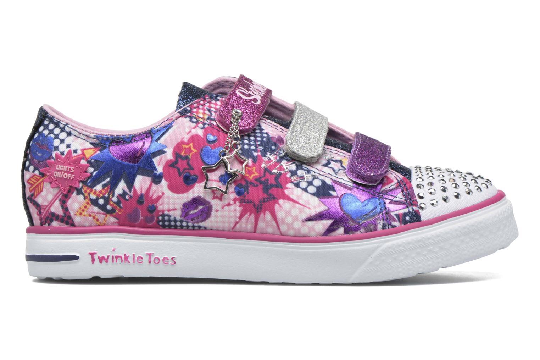 Sneakers Skechers Twinkle Breeze Pop-Tastic Pink se bagfra