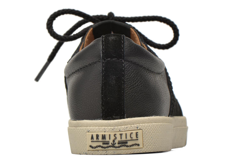Chaussures à lacets Armistice Hope One M Noir vue droite