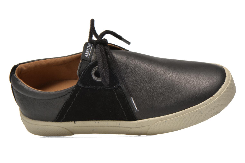 Chaussures à lacets Armistice Hope One M Noir vue gauche