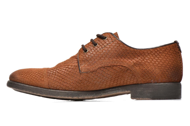 Chaussures à lacets Schmoove Bandit Cooper Marron vue face
