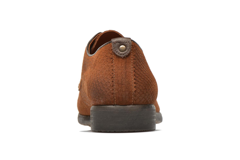 Chaussures à lacets Schmoove Bandit Cooper Marron vue droite