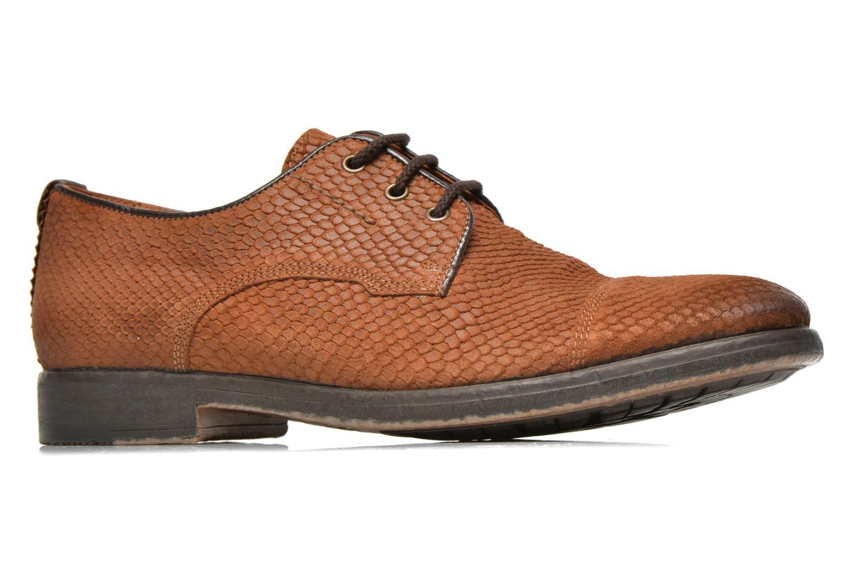 Chaussures à lacets Schmoove Bandit Cooper Marron vue derrière