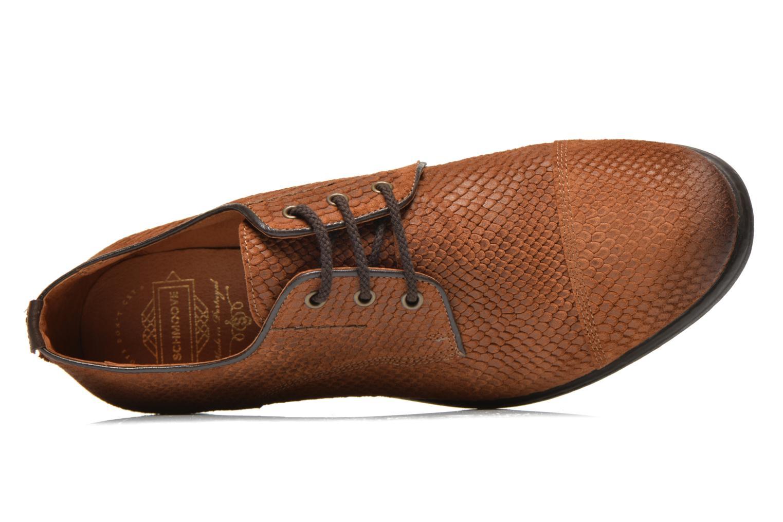 Chaussures à lacets Schmoove Bandit Cooper Marron vue gauche