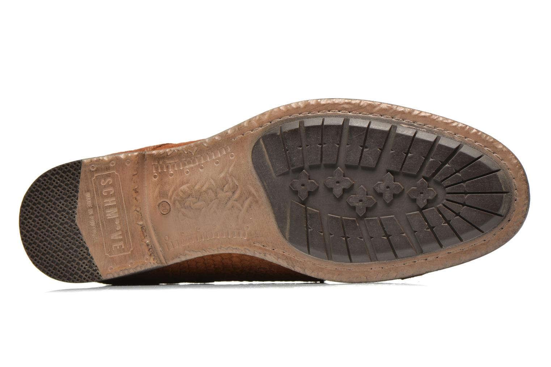 Chaussures à lacets Schmoove Bandit Cooper Marron vue haut