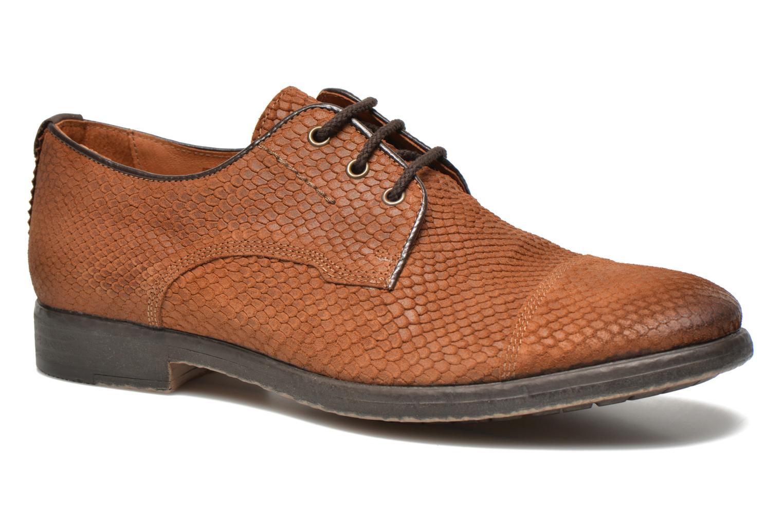 Chaussures à lacets Schmoove Bandit Cooper Marron vue détail/paire