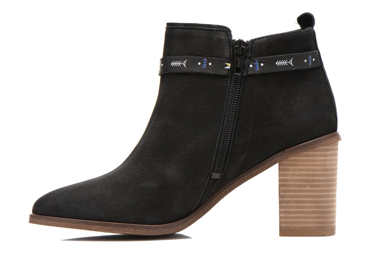 Bottines et boots Schmoove Woman Trust Link Boots Noir vue face