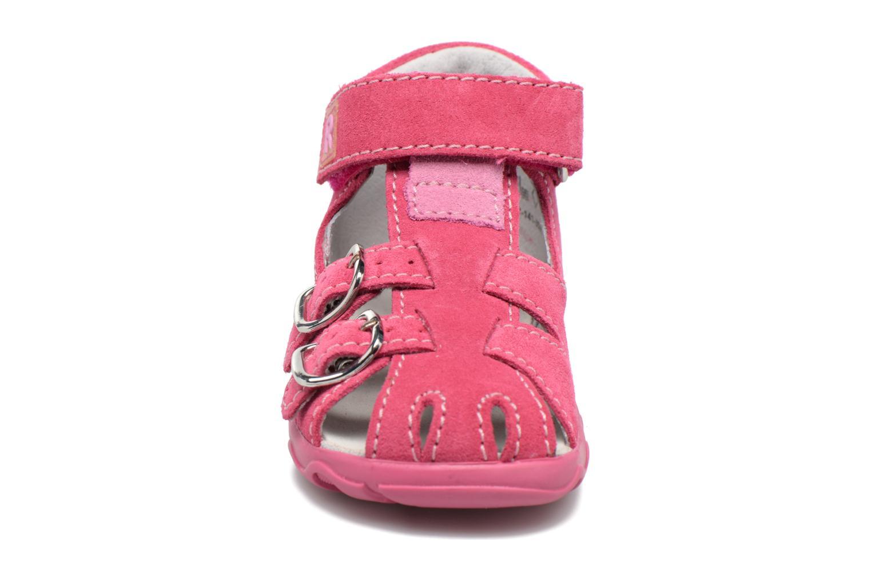 Sandali e scarpe aperte Richter Alenata Rosa modello indossato