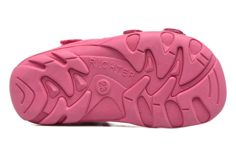 Sandali e scarpe aperte Richter Alenata Rosa immagine dall'alto