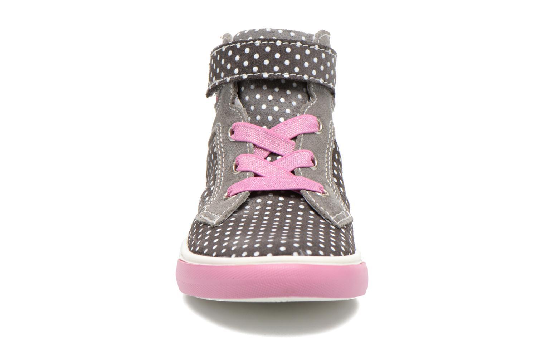 Baskets Richter Gabina Gris vue portées chaussures