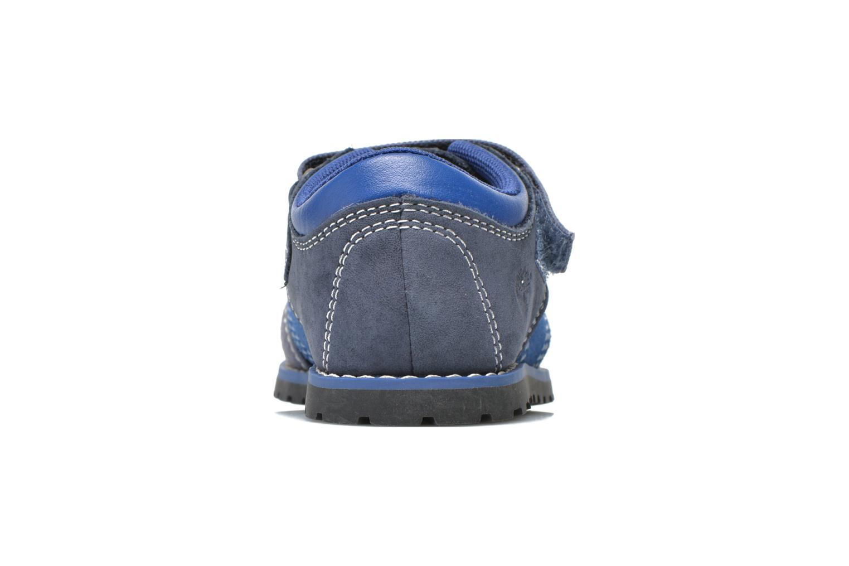 Sandales et nu-pieds Timberland Pokey Pine Fisherman Bleu vue droite