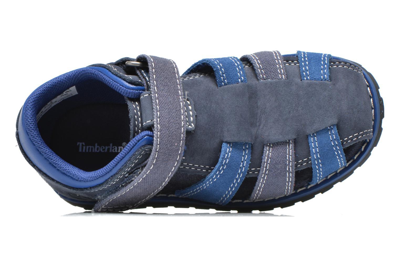 Sandales et nu-pieds Timberland Pokey Pine Fisherman Bleu vue gauche