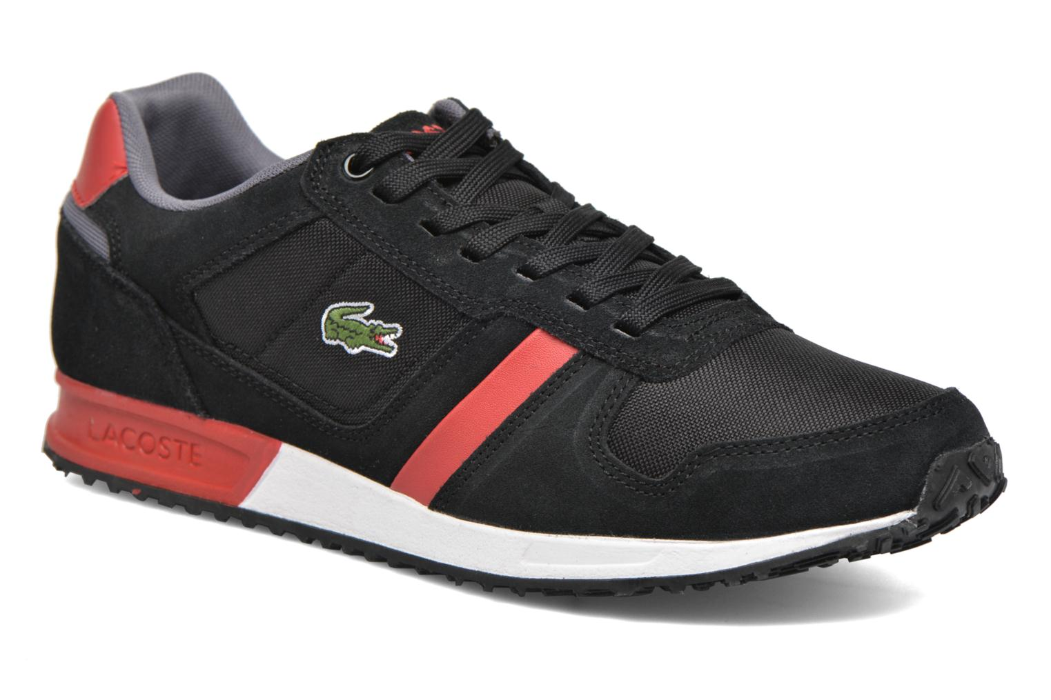 Vauban Snm Black/red