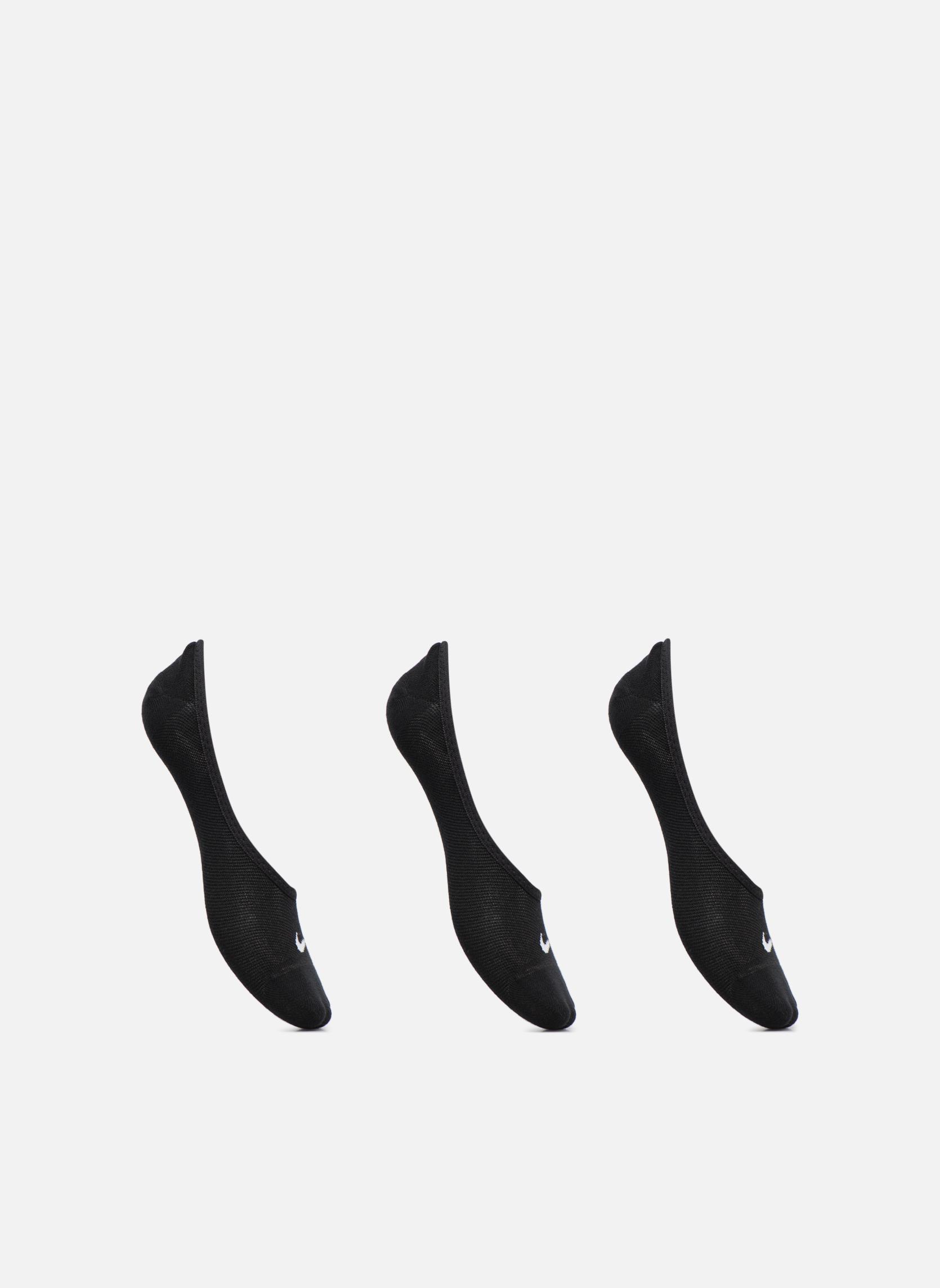 Women's Nike Lightweight Footie Training Sock 3PR