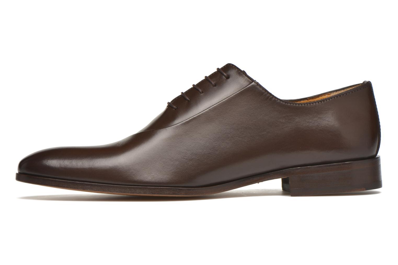 Chaussures à lacets Brett & Sons Raynew Marron vue face