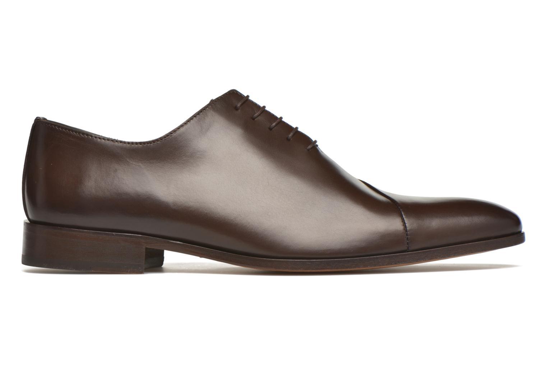 Chaussures à lacets Brett & Sons Raynew Marron vue derrière